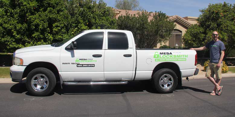 Mesa Pro Locksmith Technician
