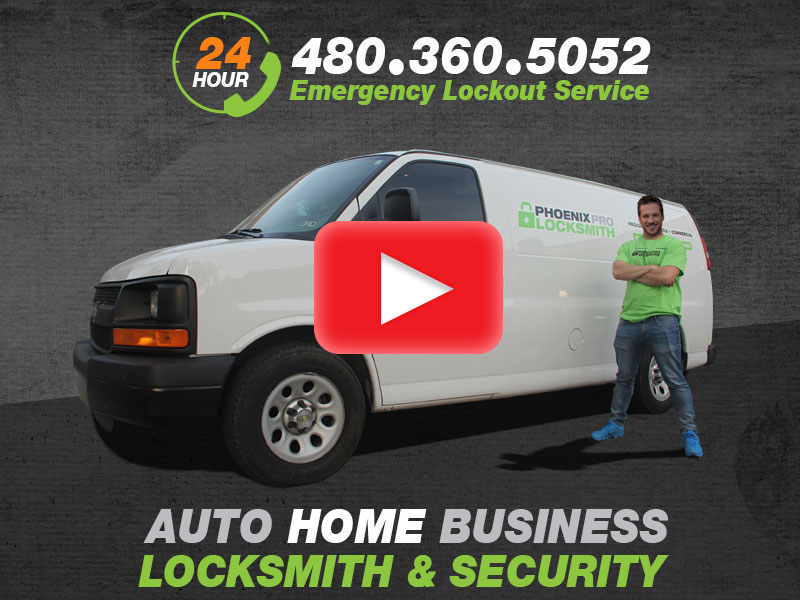 Mesa Pro Locksmith Video Commercial